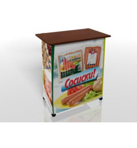 Messecounter Eco S mit Druck