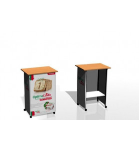Messecounter Eco XS mit Druck